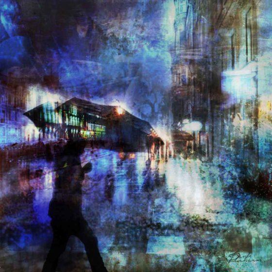 Passager de la pluie