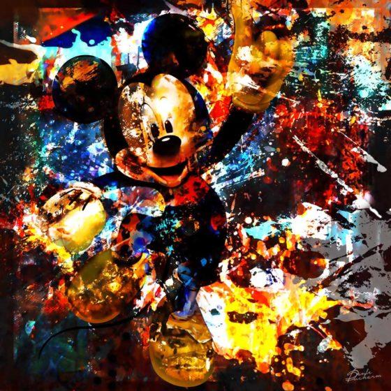 Mickey's story